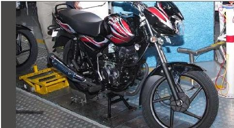 bajaj burn your way page 4 rh hackbikeriding wordpress com Bajaj Discover 100 4G Mileage bajaj discover 100cc manual