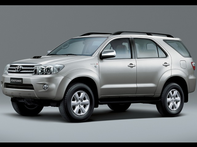 Picture Gallery Of Toyota Fortuner Burn Your Way