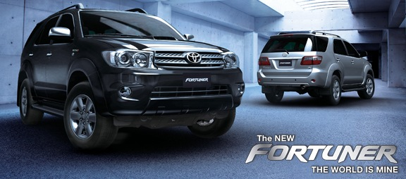 New Toyota Fortuner Suv Launch On 24 August Burn Your Way