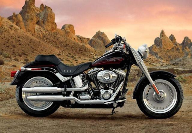 Harley Davidson Fatboy Pictures. Fat Boy Harley Davidson