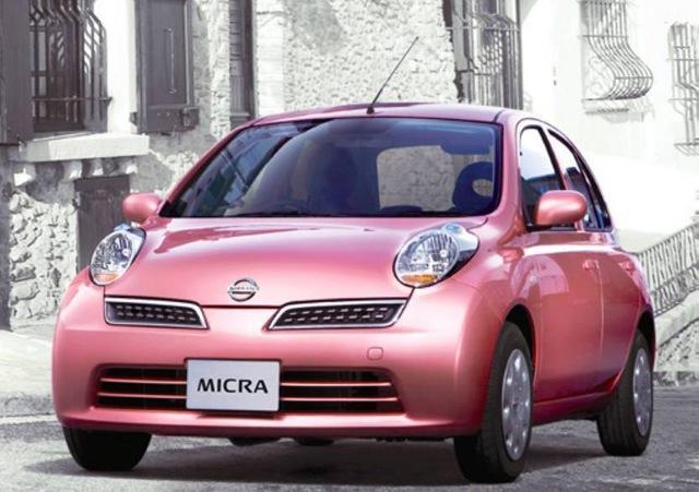 nissan micra. Nissan Micra