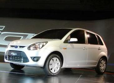Ford Figo0 Figo 3 Green Video Sna White