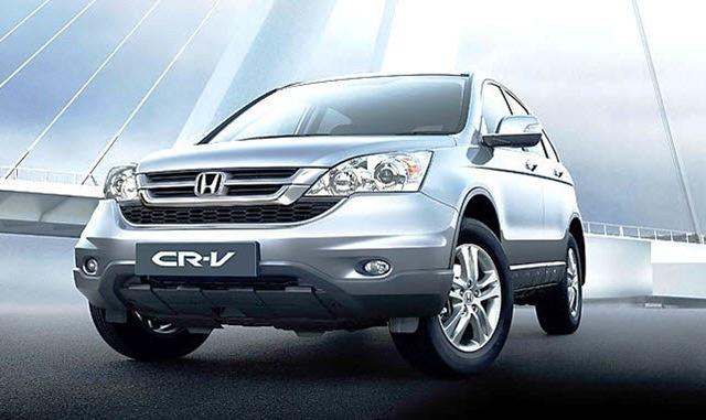 Wallpaper of Honda new CR-V   Burn Your Way